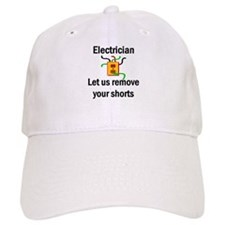Electrician, Let Us Remove Yo Baseball Cap
