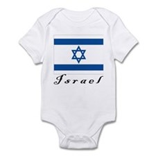 Israel Infant Bodysuit