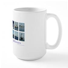 Rhode Island Lighthouses Mug