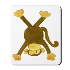Tumbling Monkey Upside Down Mousepad