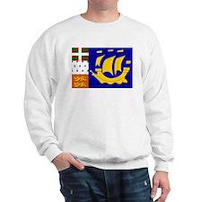 St Pierre and Miquelon Sweatshirt