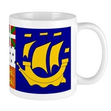 St Pierre and Miquelon Mug