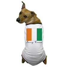 Ivory Coast Dog T-Shirt