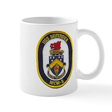 USS DEFENDER Mug