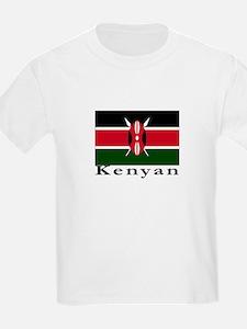 Kenya Kids T-Shirt