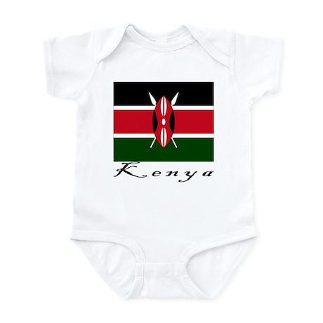 Kenya Infant Bodysuit