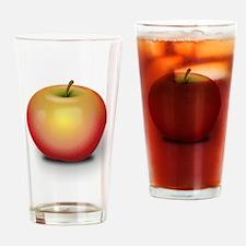 Macintosh Apple Drinking Glass
