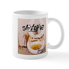 Shitopia, Mug