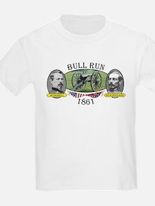 Bull Run (1) T-Shirt