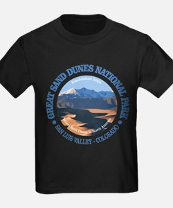 Great Sand Dunes NP T-Shirt
