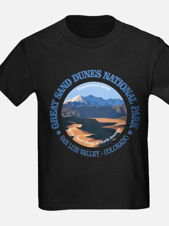 Great Sand Dunes NP T-Shirt