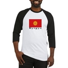 Kyrgyzstan Baseball Jersey