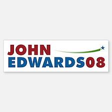 JOHN EDWARDS PRESIDENT 2008 Bumper Bumper Bumper Sticker