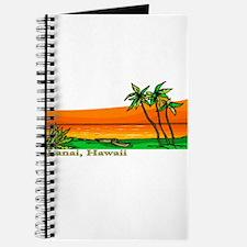 Cute Lanai hawaii Journal