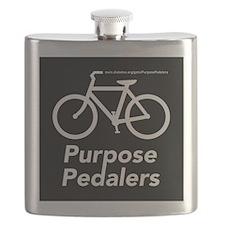 Purpose Pedalers Flask