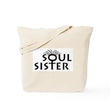 Soul Sister Tote Bag