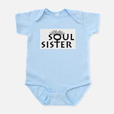 Soul Sister Infant Bodysuit