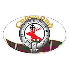Crawford Clan Decal