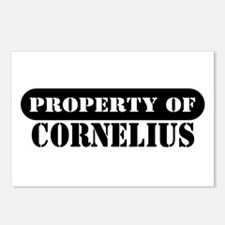 Property of Cornelius Postcards (Package of 8)