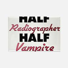 Half Radiographer Half Vampire Magnets