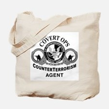 CounterTerrorism Tote Bag