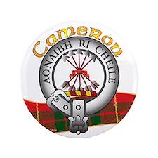 """Cameron Clan 3.5"""" Button"""