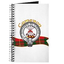 Cameron Clan Journal