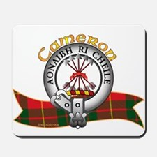 Cameron Clan Mousepad