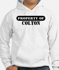 Property of Colton Hoodie