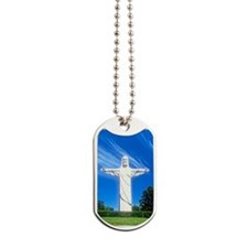 Christ of the Ozarks Dog Tags