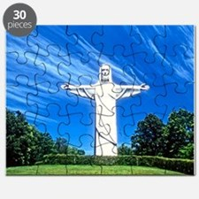 Christ of the Ozarks Puzzle