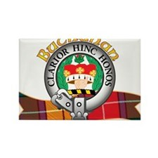 Buchanan Clan Magnets