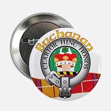 "Buchanan Clan 2.25"" Button"