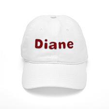Diane Santa Fur Baseball Cap