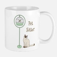 Pet Sitter Mugs