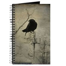 Halloween Crow Journal