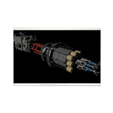 The Phoebe mk2 Space Craft Magnets
