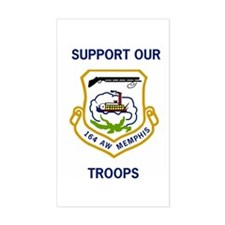Support The 164th AW (Sticker)