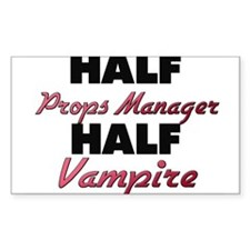Half Props Manager Half Vampire Decal