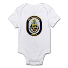 USS DEVASTATOR Infant Bodysuit
