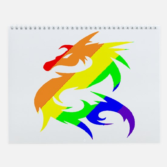 Multi-Page Calendars - LGBT C Wall Calendar