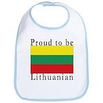 Lithuania Bib