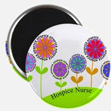 Hospice Nurse BUCKET BAG Magnets