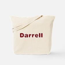 Darrell Santa Fur Tote Bag