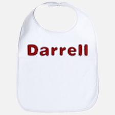 Darrell Santa Fur Bib
