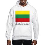 Lithuania Hooded Sweatshirt