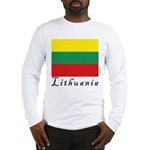 Lithuania Long Sleeve T-Shirt
