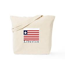 Liberia Tote Bag