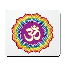 Seven Chakras Colors Mousepad