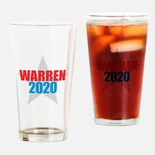 WARREN 2020 Drinking Glass